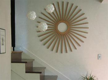 decorare le pareti in modo semplice e creativo | designbuzz.it - Come Abbellire Le Pareti Di Casa