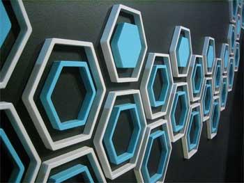 Decorare le pareti in modo semplice e creativo - Decorazione per pareti ...