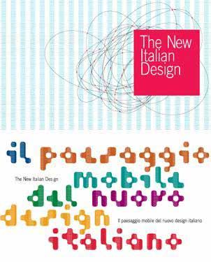 Il paesaggio mobile del nuovo design italiano for Nuovo design del paesaggio inghilterra