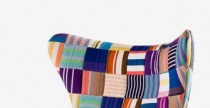 Egg Chair versione patchwork di Tal R