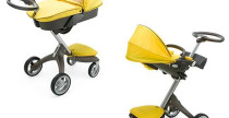 Stokke Xplory, una limited edition in giallo