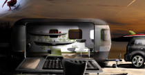 Mini Cooper S Clubman Airstream by Republic of Fritz Hansen