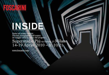 Foscarini Inside