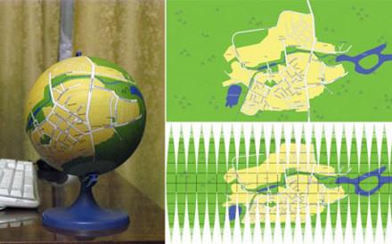 Local Globes