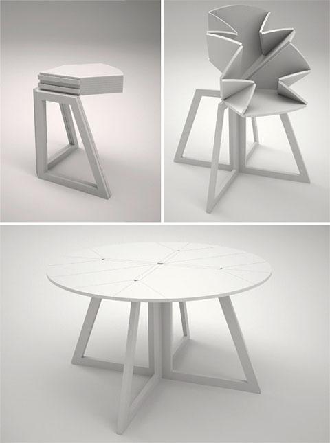 Grand central il tavolo ispirato a una mappa - Ikea tavolino pieghevole ...