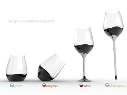 Bicchiere multifunzione Sven Milcent
