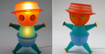 Tupperware art di Antoine Laymond