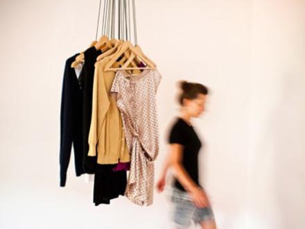 Alice Rosignoli Hangers Wardrobe