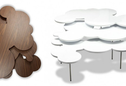 Clouds coffee table