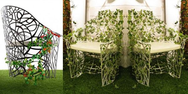 Mobili da giardino per rampicanti - Castelli mobili ...