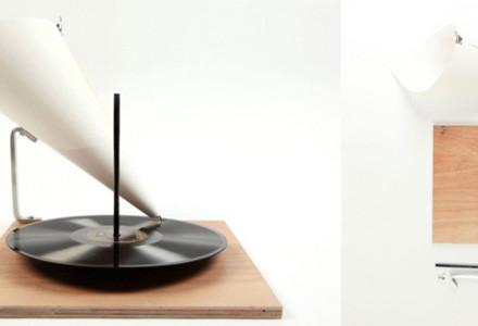 Minimalist Gramophone