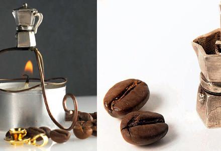 caffettiera Pietro Marmo