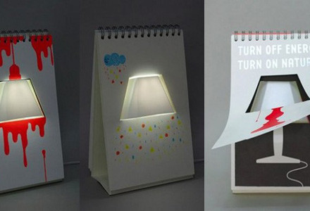 lampada Page by Page