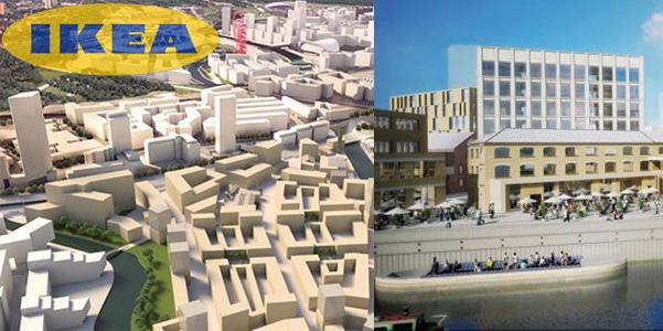 Ikea costruisce un quartiere di londra - Ikea case prefabbricate ...