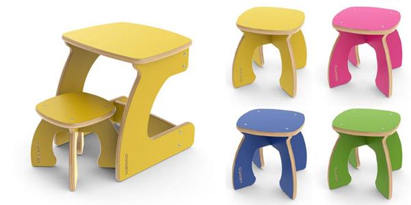 Mobili mini di weamo for Arredamento bambini design