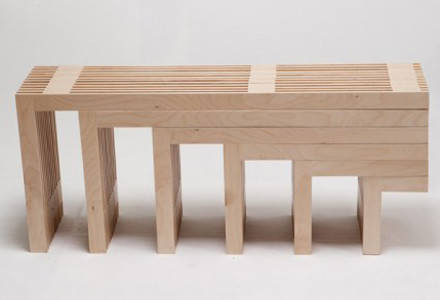 Matryoshka Bench