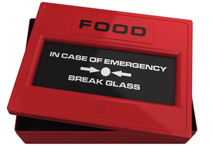 emergenza pranzo
