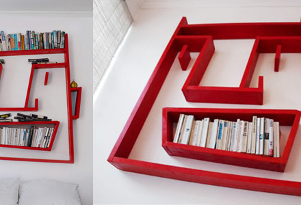 Face shelving