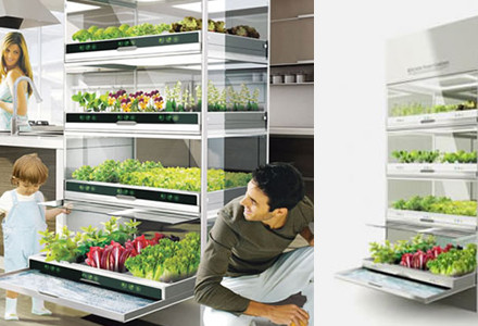 Orto Nano Garden Kitchen