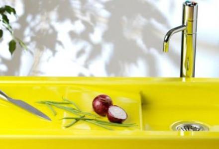 Pyrolave lavello giallo