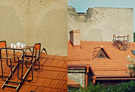 Arredamento da tetto Aine Bunikyte
