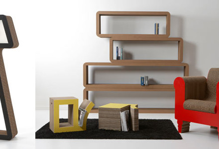 Kubedesign Cardboard Architectures