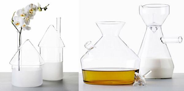 Le Novita Da Maison Et Objet : I vasi di vetro fabrica designbuzz