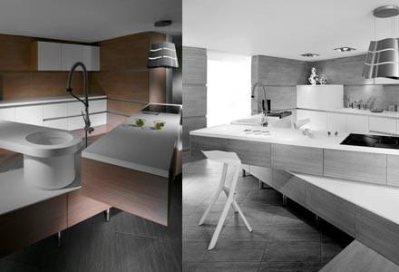 Cucina Cubello Amr Helmy Designs