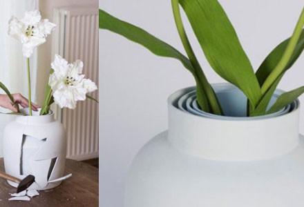Curious Vase Mianne de Vries