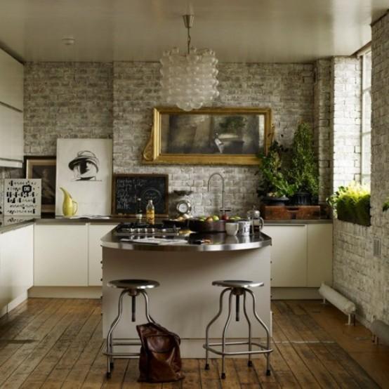 Idee per arredare una cucina piccola for Arredo cucina design