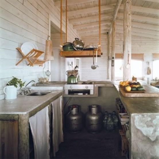Idee arredo cucina piccola 04 - Arredare piccola cucina ...