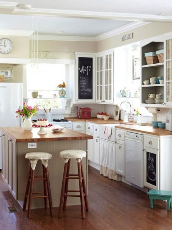 idee tavolo cucina piccola arredare una cucina piccola. piccola ...