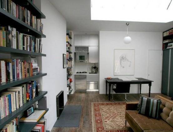 Idee Arredamento Cucina Piccola : Creative Small Kitchen Design Ideas
