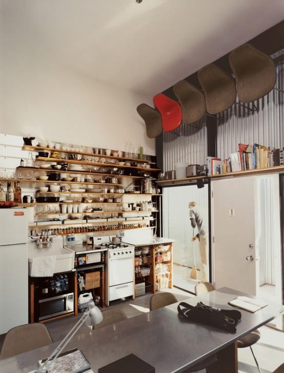 Idee arredo cucina piccola-23  DesignBuzz.it