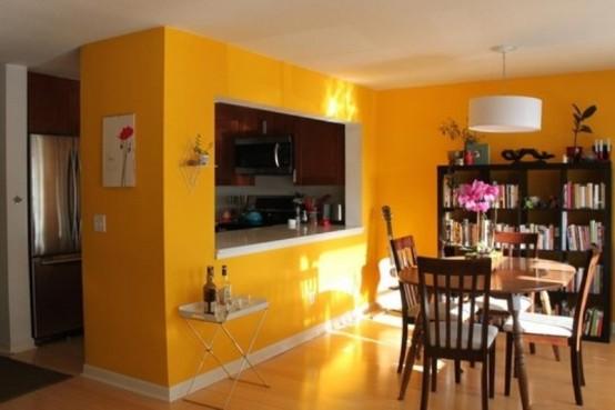Idee Per Arredare La Cucina Piccola : Small Kitchen Dining Room