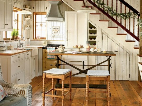 Idee Per Arredare La Cucina Piccola : Idee per arredare una cucina ...
