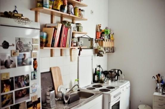 Idee Cucina Piccola : Small Kitchen Design Ideas