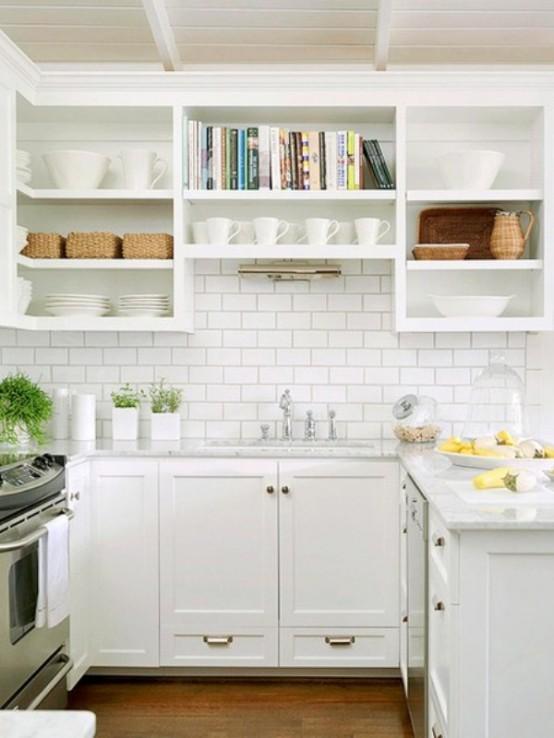 Awesome Idee Per Arredare Una Cucina Piccola Ideas - Ideas & Design ...