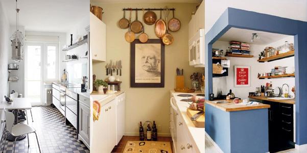 Idee per arredare una cucina piccola for Arredare una casa piccola