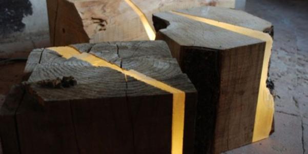 Lampade Brecce Marco Stefanelli  DesignBuzz.it