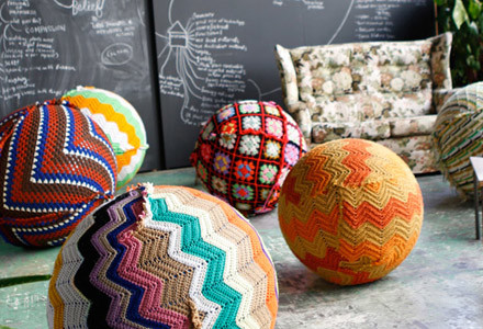 Knitta fitball tricot