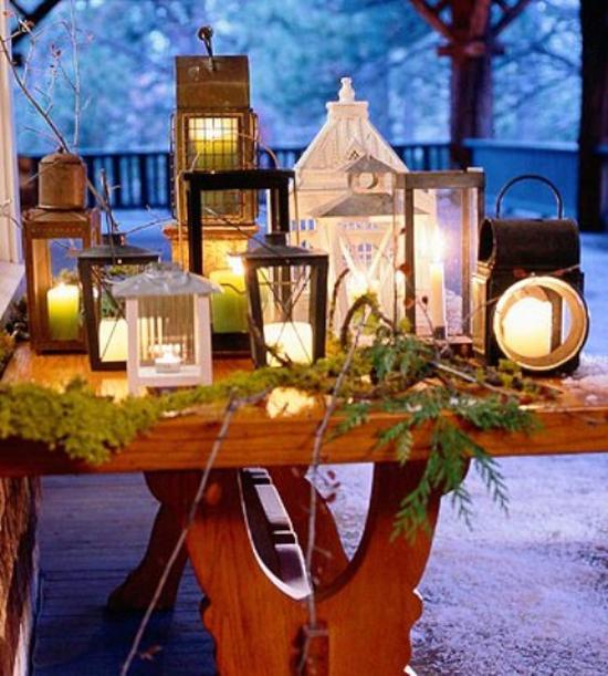 Ikea Christmas Decorations 2012: Decorazioni Natale Lanterne-25
