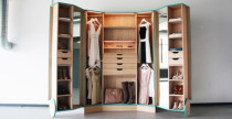 Walk-in Closet: armadio guardaroba