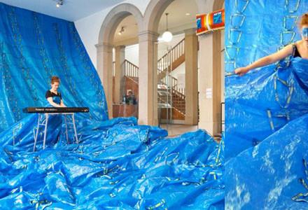 abito sacchetti blu Ikea