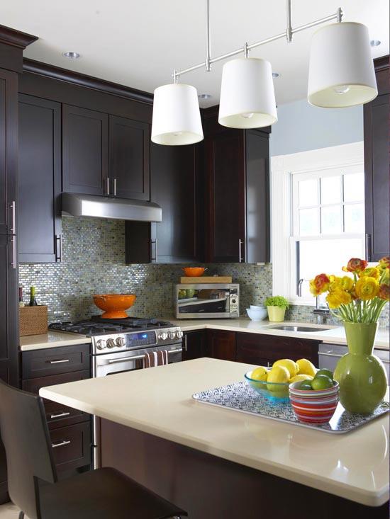 Idee illuminazione cucina-27  DesignBuzz.it