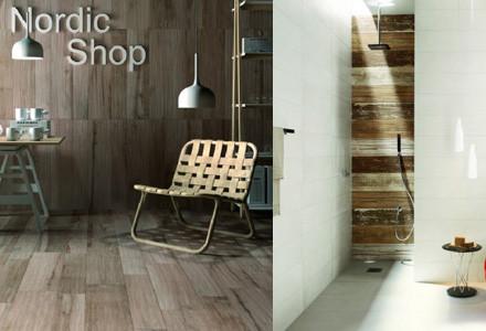 ABK piastrelle effetto legno