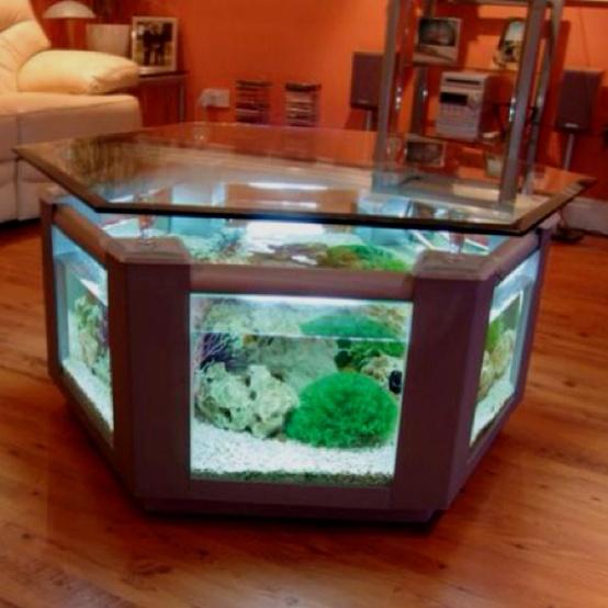Idee acquari 32 - Mobile acquario ikea ...