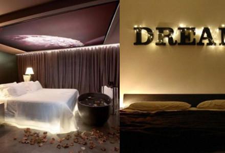 Idee luce camera da letto