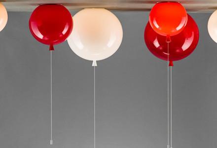 Lampade palloncino Boris Klimek