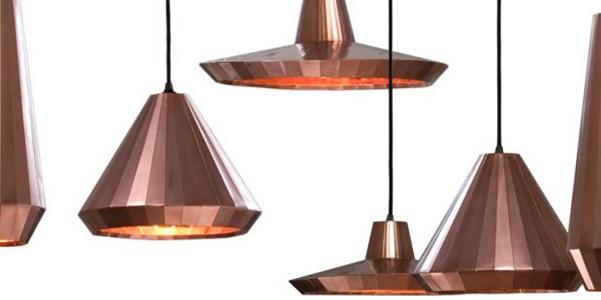 Lampadari di rame   DesignBuz -> Lampadari Moderni Color Rame